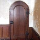 eine der alten Türen