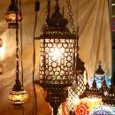 stilvolle Lampe