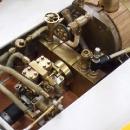 Noch ein Dampfboot - Detail
