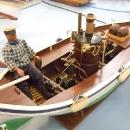 Ein weiteres Dampfboot