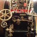 Dampfmobil - Originalgröße!