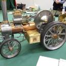 Dampftraktor