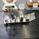 Miniatur-Dampfmaschine