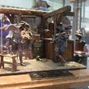 """Diorama """"Die drei Musketiere"""""""