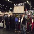 Chessex-Stand