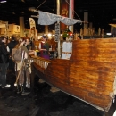 Alkohol vom Schiff verkauft - attraktives Konzept :)