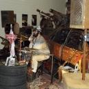 postapokalyptischer Drummer