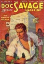 Cover Doc Savage 1, 1933