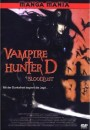 DVD-Cover: VAMPIRE HUNTER D: BLOODLUST