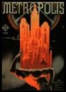Kinoplakat Metropolis (1927)