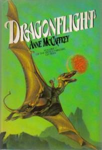 Cover: Anne McCaffrey - Dragonflight