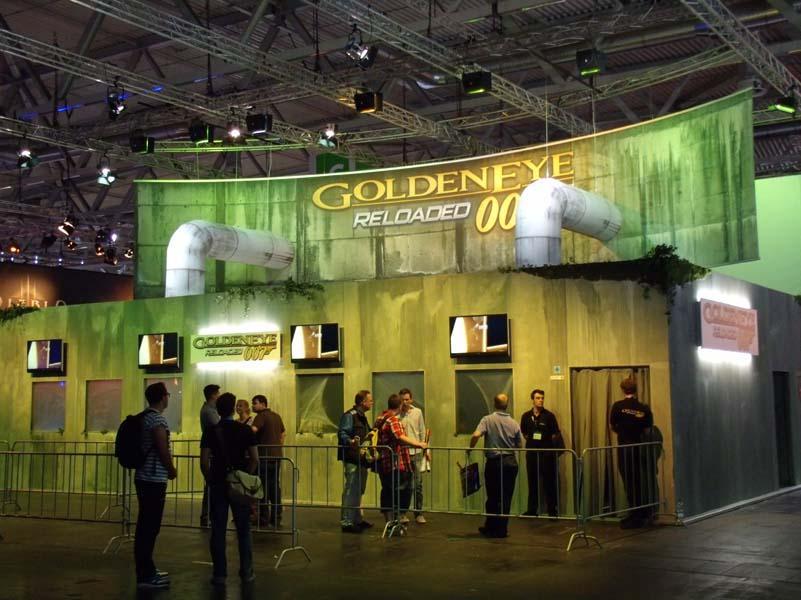 Goldeneye - das Interesse ist rasend groß...