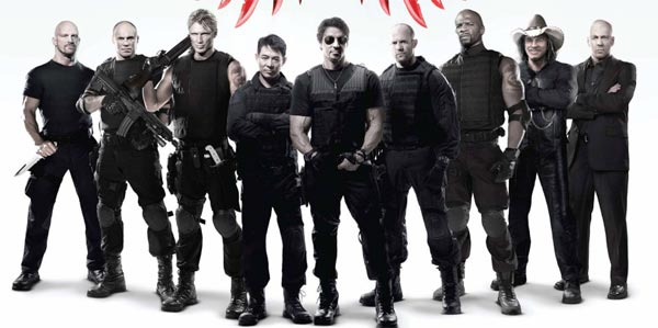 The Expendables Besetzung