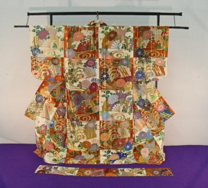 Kimono von Takako Sako