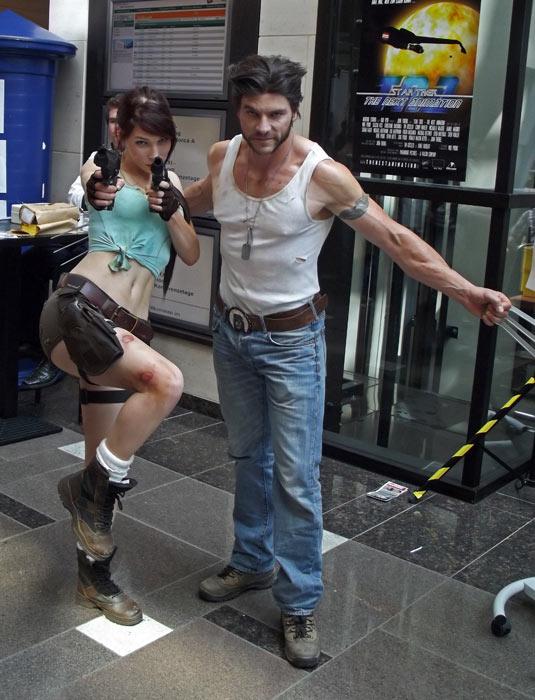 Lara und Logan