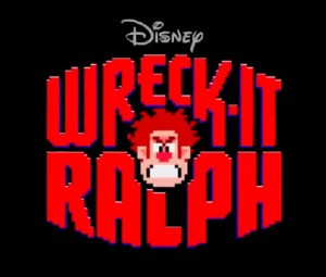 Logo Wreck-It Ralph