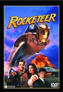 "DVD-Cover ""Rocketeer"""
