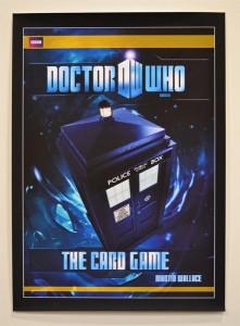 Kartenspiel zu Doctor Who