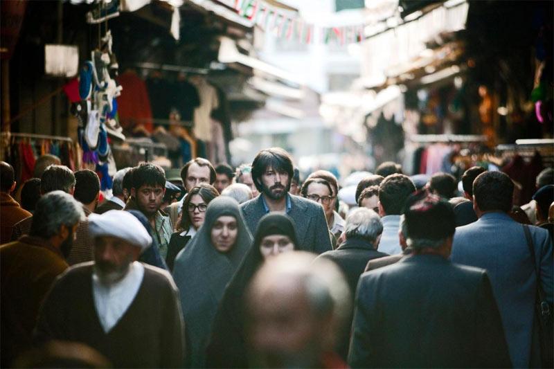 Hochspannung im Bazar