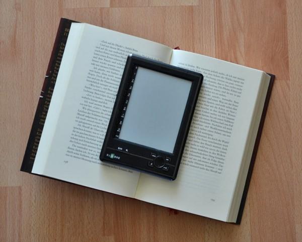 Buch & eReader