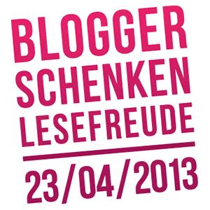 Blogger schenken Lesefreude – der Gewinner