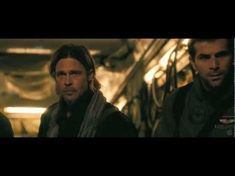 Zweiter Trailer: WORLD WAR Z
