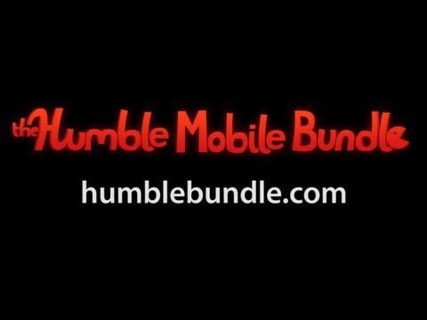Das HUMBLE MOBILE BUNDLE