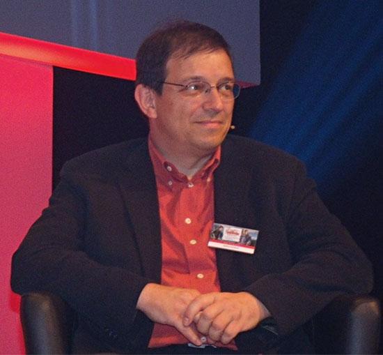 Andreas Eschbach schreibt PERRY RHODAN 2700