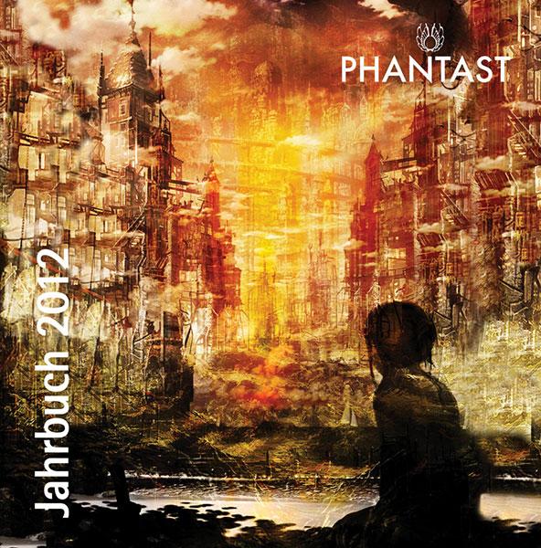 Erschienen: PHANTAST-Jahrbuch 2012