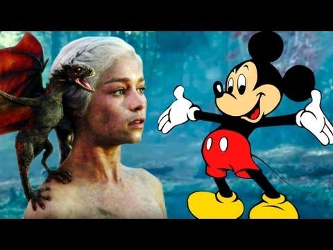 Wenn Disney GAME OF THRONES gemacht hätte …