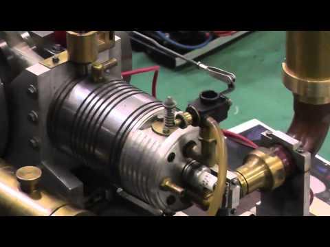 Intermodellbau 2013: Dampfmaschinen!
