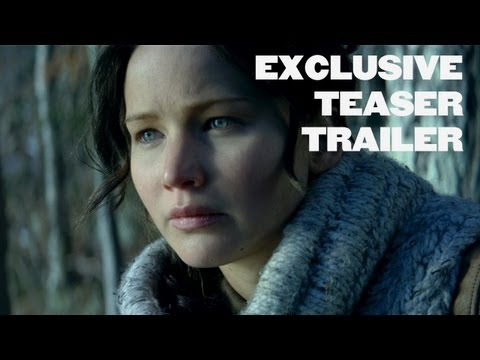 Teaser: THE HUNGER GAMES – CATCHING FIRE