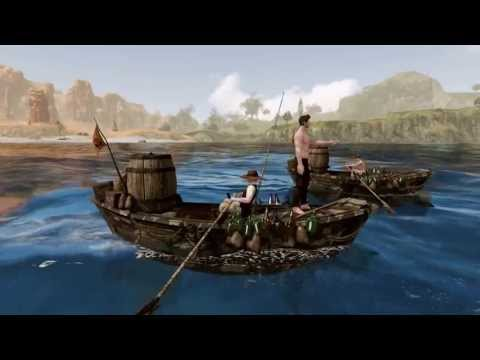 ARCHEAGE: Fishing Trailer