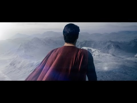 Neuer Trailer: MAN OF STEEL
