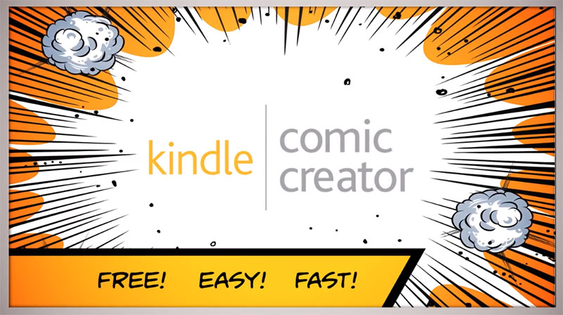 Neu: Amazons Kindle Comic Creator