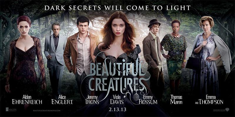 BEAUTIFUL CREATURES – EINE UNSTERBLICHE SEELE