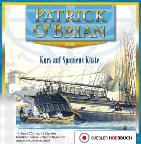 Historische Abenteuer-Hörbücher beim Kübler Verlag