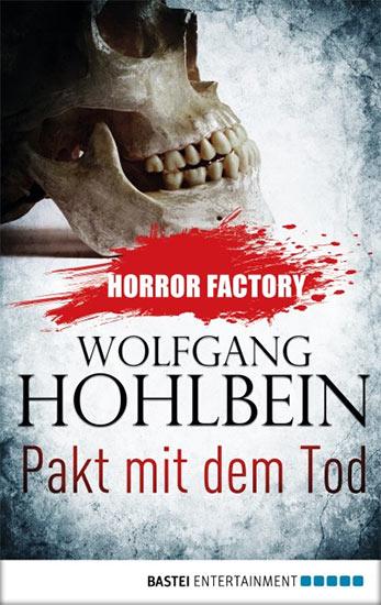 HORROR FACTORY – die neue digitale Horror-Reihe bei Bastei Lübbe