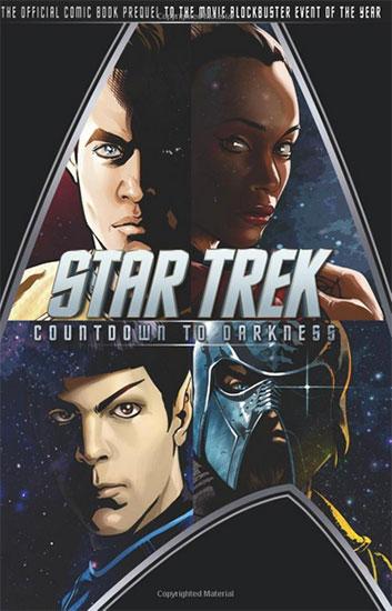 Comic: STAR TREK – COUNTDOWN TO DARKNESS