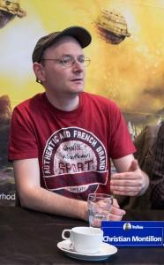 Exposéautor Christian Montillon