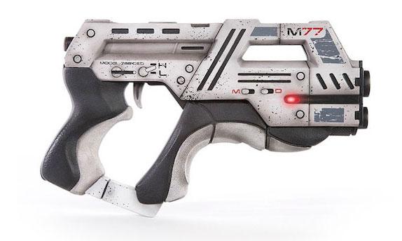Vorbestellbar: M‑77 Paladin – Pistole aus MASS EFFECT