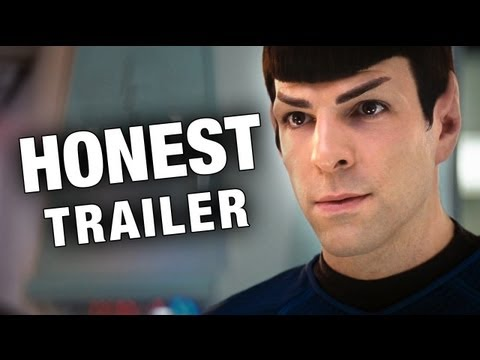 Trailer: STAR TREK INTO HONESTY