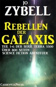 Cover Rebellen der Galaxis