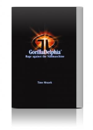 GORILLADELPHIA – RAGE AGAINST THE NÄHMASCHINE von Timo Mrazek