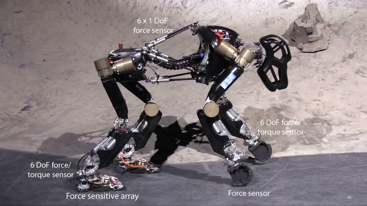 iStruct – ein affenähnlicher Robot vom DFKI