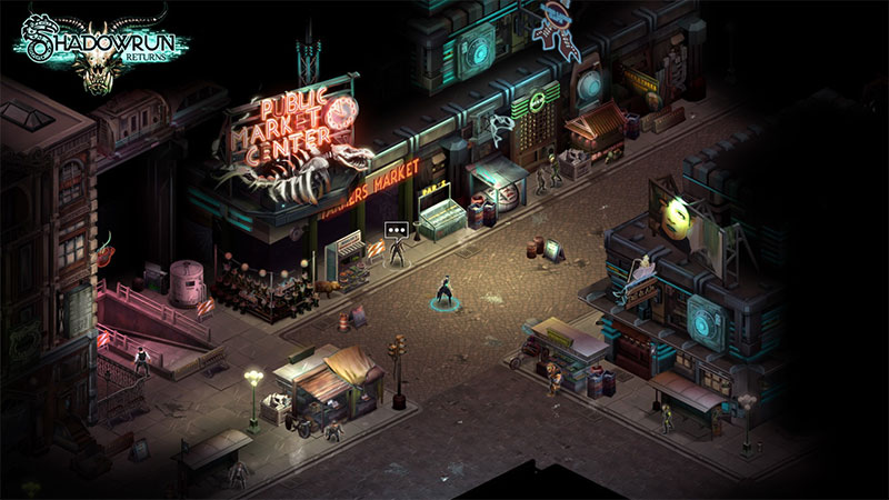 Vorbestellbar: SHADOWRUN RETURNS