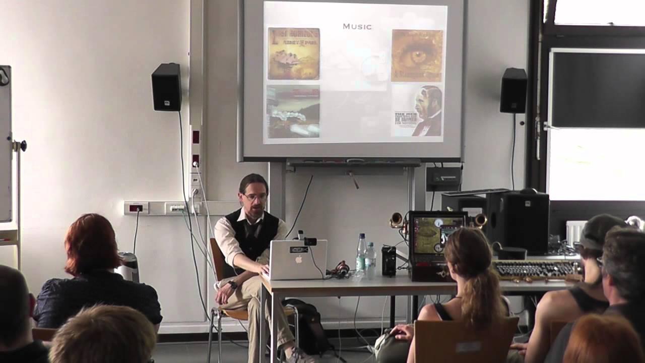 Steampunk – ein Vortrag von Marcus Rauchfuß