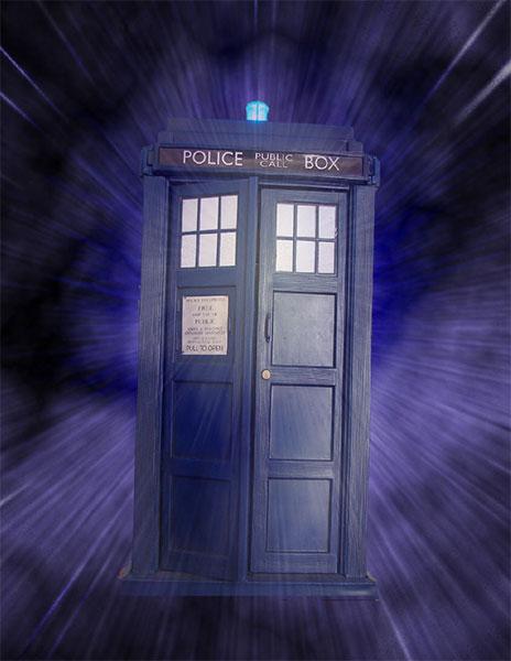 DOCTOR WHO: verlorene Folgen gefunden?