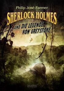 """Cover """"Legende von Greystoke"""""""