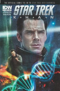 "Cover ""Star Trek: Khan"""